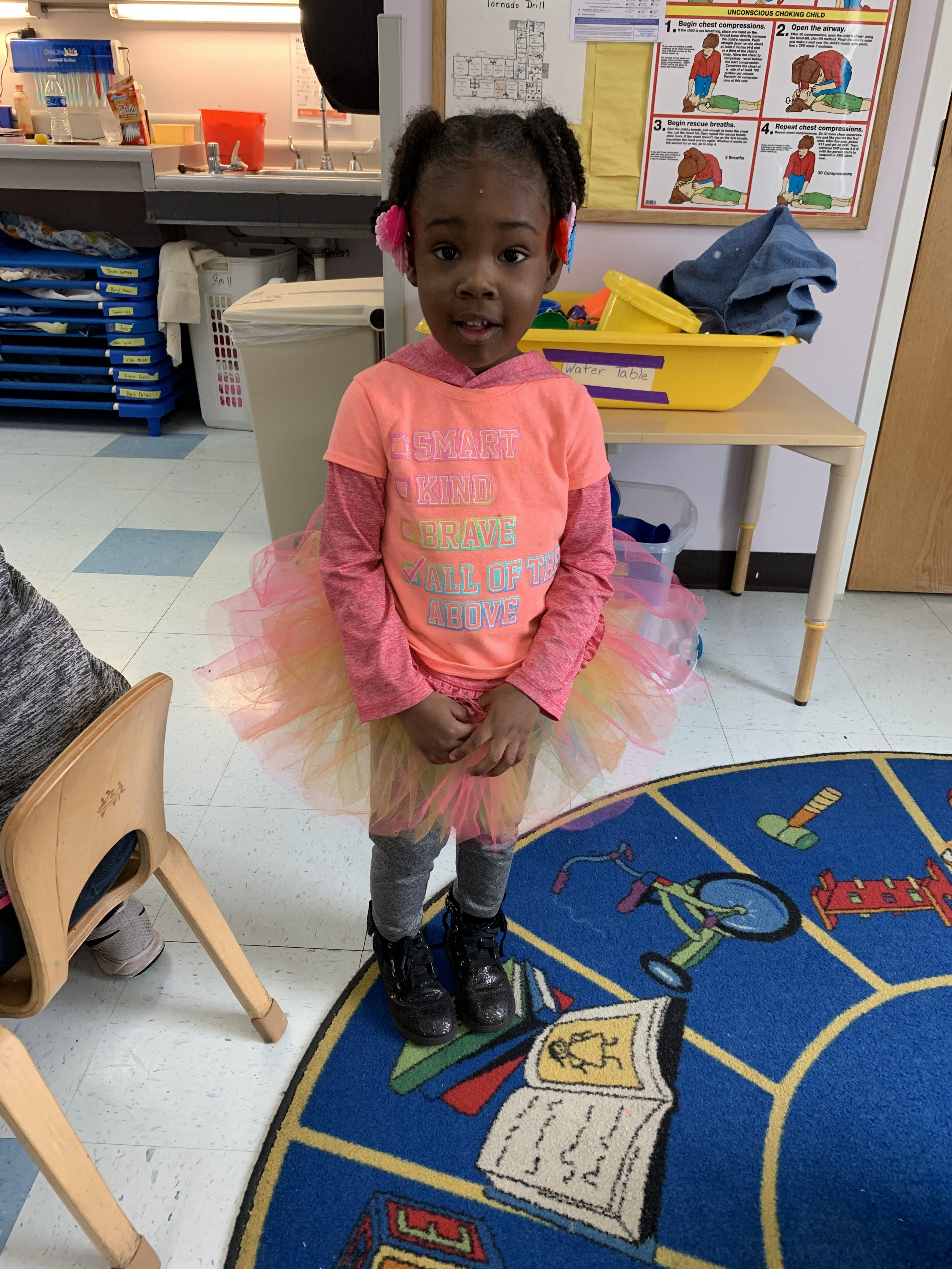 Week of the Young Child Day 3 – Woodland Childcare Development Center